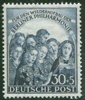 Berlin 73 sauber postfrisch Berliner Philharmonie 1950 Michel 90,00 € MNH