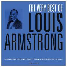 Il meglio di Louis Armstrong 180g VINILE LP DISCO Mack il coltello Hello Dolly