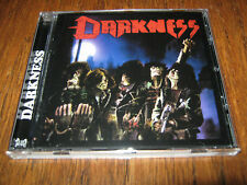 """DARKNESS """"Death Squad"""" CD  sodom living death"""