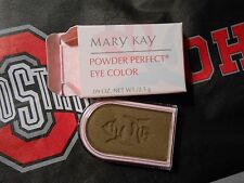 Mary Kay Powder Perfect Eye Color - OLIVE