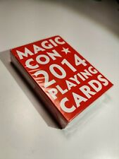 Magic-Con 2014 Playing Cards by Dan and Dave (DEADSTOCK - ONE DECK)