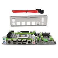 X79 PRO Desktop Mainboard Motherboard LGA2011 DDR3 1333/1600/1866MHZ USB3.0 SATA