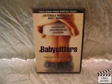 Babysitters DVD John Leguizamo Cynthia Nixon