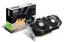 MSI GeForce GTX 1060 3GT Graphics Card, PCI-E x16, No SLI, VR Ready