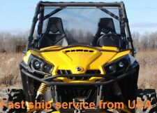 CanAm Commander 800 1000 Scratch Resistant Full UTV Windshield Fit All Year