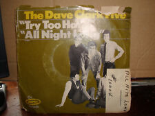 DAVE CLARK FIVE,  ALL NIGHT LONG,  EPIC RECORDS USA 1966 MINT