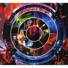 CD de musique live progressif pour Pop