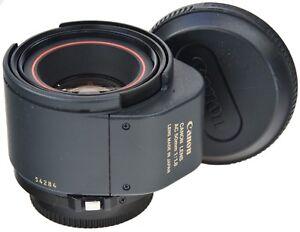 CANON FD AC 50mm 1.8 - T80 AF - ===Mint===