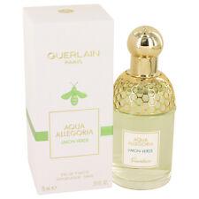 Aqua Allegoria Limon Verde Perfume By Guerlain Eau De Toilette Spray for Women 2