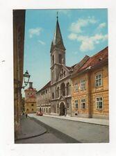 Zagreb Gormji Grad Postcard 455a