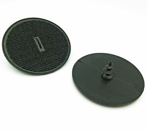 2x Screw Mounted Floor Mat Clips for BMW & Mini- 51477056606