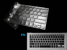 "TPU Clear Keyboard Protector Cover For new 13.3"" Sony Vaio Z series (VJZ131....)"