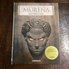 MURENA - DELABY DUFAUX - TOME 5 LA DEESSE NOIRE EDITION ORIGINALE