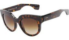 RARE NEW Genuine PRADA Ladies POEME Collection Sunglasses SPR 07Q 2AU6S1 PR 07QS