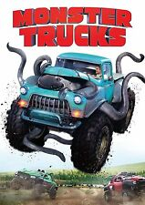 Monster Trucks (DVD, 2017) - FAST SHIPPING - SAME DAY IN MOST CASES!