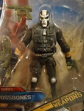 "Marvel Universe 3.75"" CROSSBONES - MIP ! captain america ! legends winter"