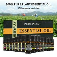 SWEERTVALLY 100% Pure Natural Essential Oils Aromatherapy Fragrance Aroma 10ml