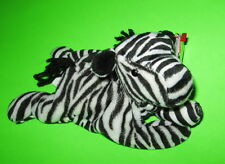 TY Beanie Baby Ziggy Zebra Horse 4th Generation Tags 4063 MWNMT DOB 12-24-95