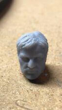 The Mandalorian custom head sculpt pedro pascal w/hair  3:75 Scale