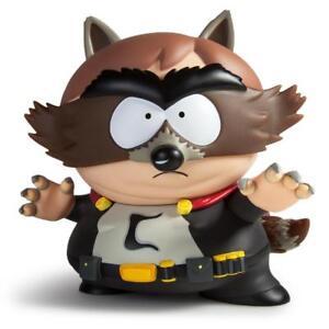 "KIDROBOT X South Park The Fractured But Whole ""The Coon"" Cartman 7"" vinyl figure"