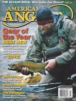 American Angler Fishing Magazine Gear Of The Year Winter Trout Spring Training