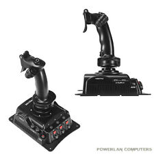 JOYSTICK PC FLIGHT CONTROLLER - HIGH QUALITY BRAND RAVCORE GAMING CONTROLER