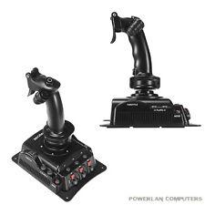 JOYSTICK PC FLIGHT CONTROLLER - HIGH QUALITY BRAND RAVCORE GAMING CONTROLER