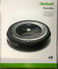 iRobot Roomba e6 Wi-Fi Connected Robot Vacuum Cleaner Smart Navigation e6134