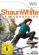 Nintendo Wii Shaun White skateboarding como nuevo