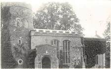 Suffolk - HENGRAVE HALL, Church of St. John Lateran  - Real Photo