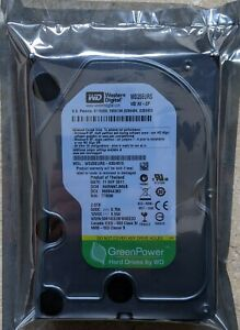 """NEW OPENED BUT NEVER USED RESEALED WD WD20EURS 3.5"""" 2TB HARD DRIVE SKY NAS RAID"""