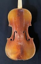Old Violin project 4/4