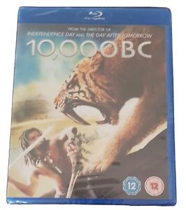 10,000 BC - Brand New and Sealed BLU-RAY - Action Adventure