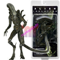 "NECA Isolation Warrior Alien Xenomorph 7"" Action Figure Aliens Series 6 1:12"