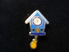 Pinocchios Mini Clock Disney Pin