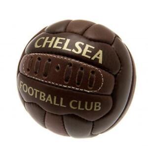 Chelsea FC Retro Heritage Mini Ball (football club souvenirs memorabilia)