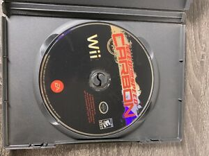Need for Speed: Carbon (Nintendo Wii, 2006) Disc Only
