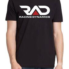 RAD Racing Dynamics Go ped T-Shirt Tee Black Goped Size L M
