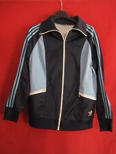 Giacca Adidas ANNI '70 Francia Ventex Vintage Oldschool tuta da ginnastica - S