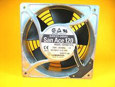 Sanyo Denki -  109S072UL -  San Ace 120 Fan, 230V~50/60Hz, 18/16W 0.11/0.09A