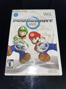 Mario Kart Wii (Nintendo Wii, 2008) Complete Tested