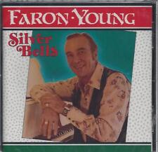 FARON YOUNG SILVER BELLS Winter Wonderland Candyland Baby Jesus NEW CD
