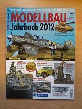 modellfan MODELLBAU, Jahrbuch 2012