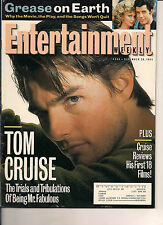 TOM CRUISE 18 FILMS REVIEW ET 1996 GREASE DANIELLE STEEL ANTHONY MICHAEL HALL