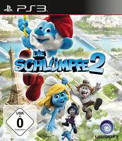 Die Schlümpfe 2 (Sony PlayStation 3, 2013, DVD-Box)