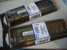 2 X Samsung Dell 256MB PC2 4200 SODIMM    (512MB Total)