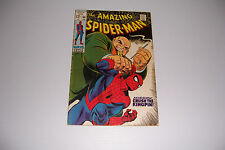 The Amazing Spider-man #69 Nice Silver Age Early Spider-man Comic Book