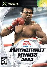 Knockout Kings 2002  (Xbox, 2002) (2002)