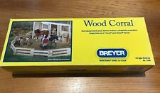 Breyer Traditional Wood Corral No 7500 - New In Box