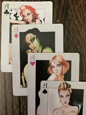 Suicide Girls Playing Cards Second Edition